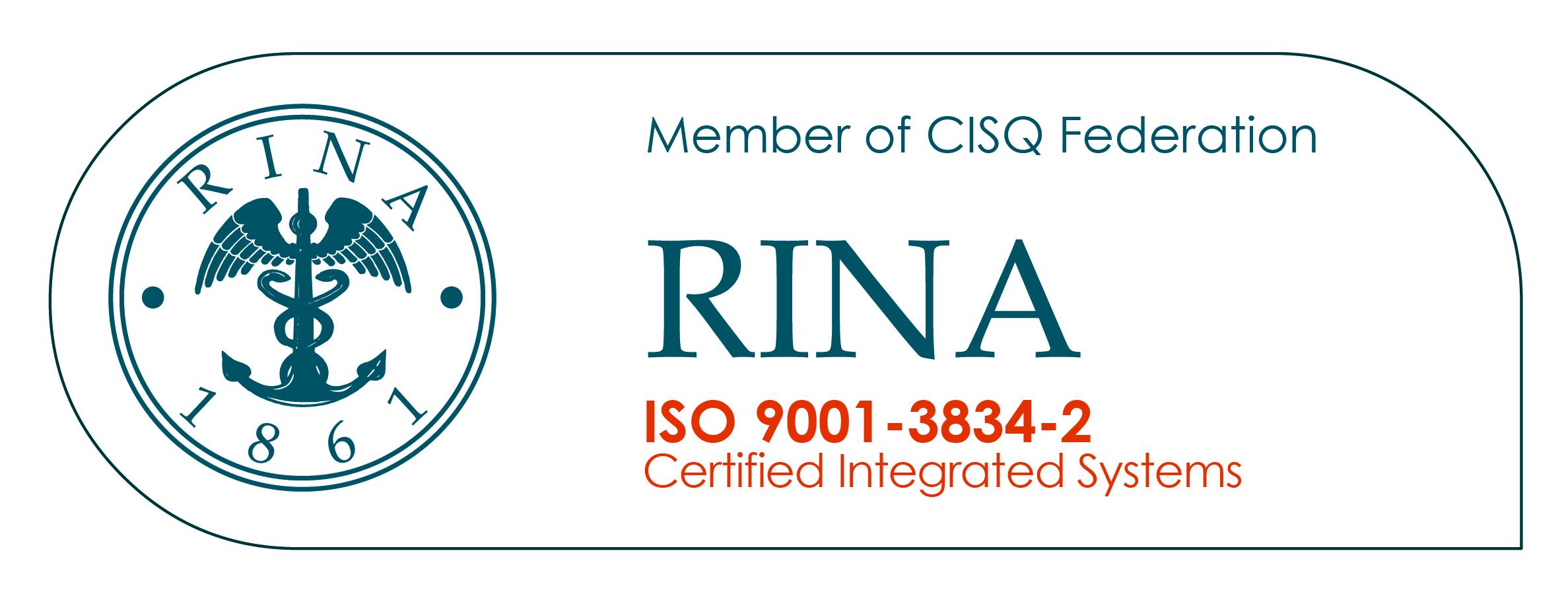 Rina 9001